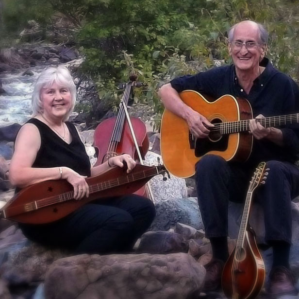 Heidi Muller and Bob Webb: Music with a Purpose
